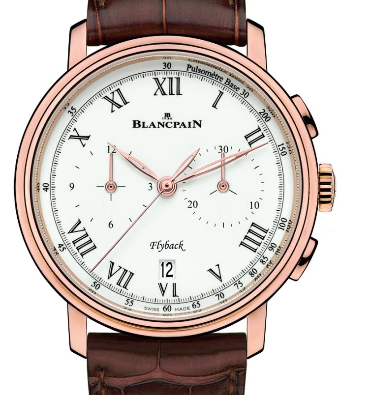 Blancpain Villeret Chronographe Pulsometre art1