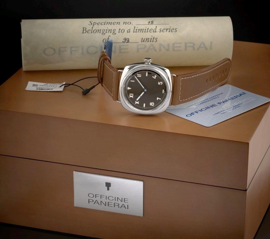 Panerai Radiomir California 1936 primul ceas diver2