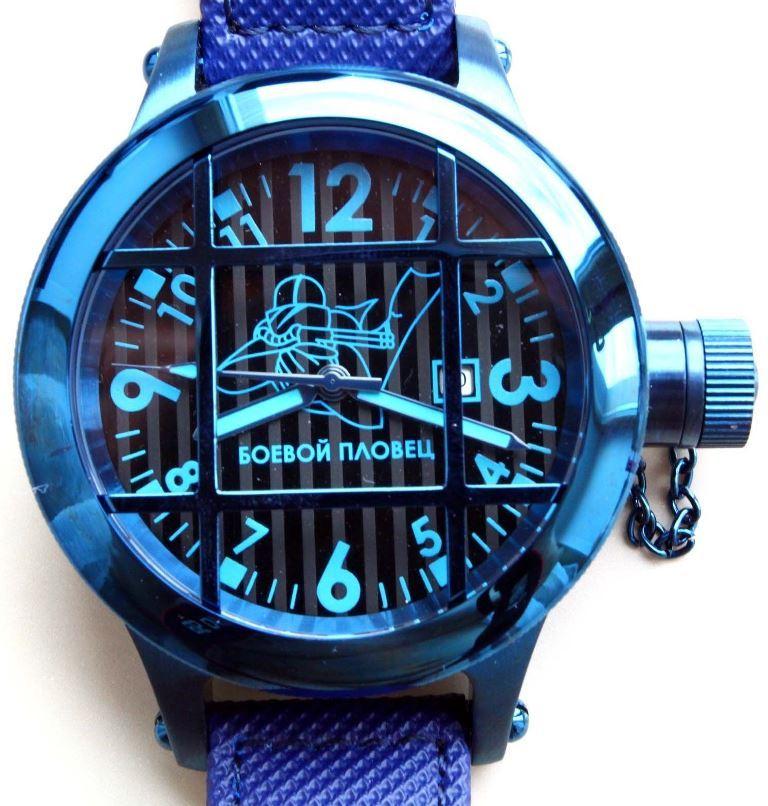 divers watch russian