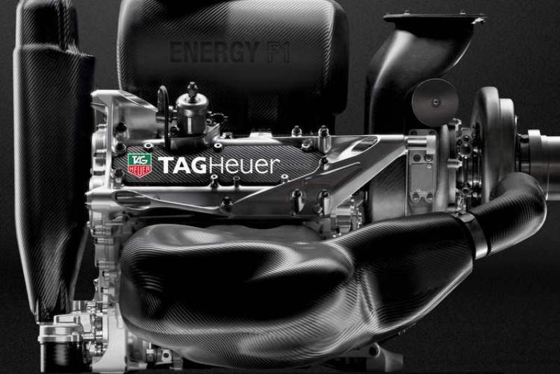 TAG Heuer Red Bull Racing 3