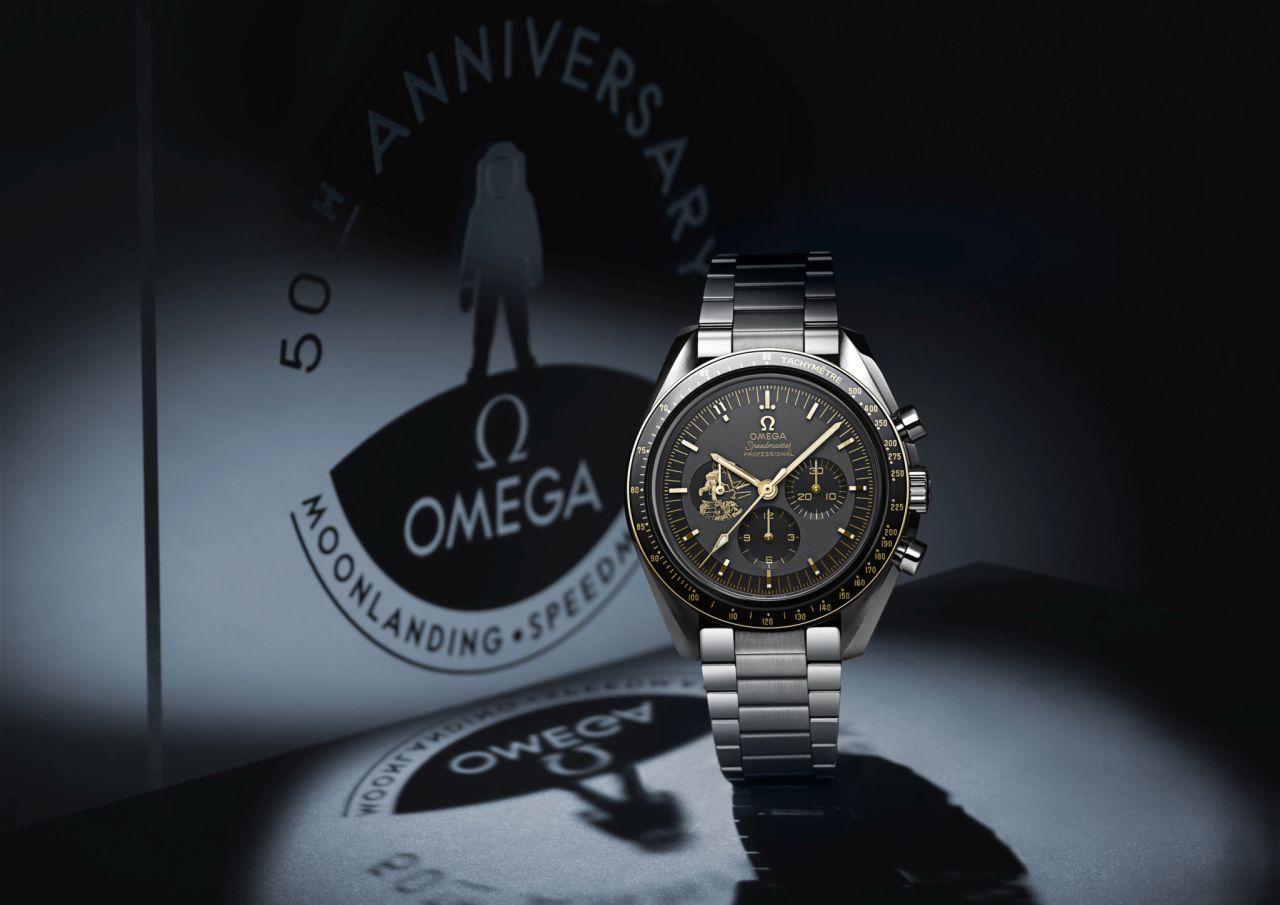 Omega Speedmaster Apollo 11 50th Anniversary Limited Edition, o jumătate de secol de la primul pas pe Lună