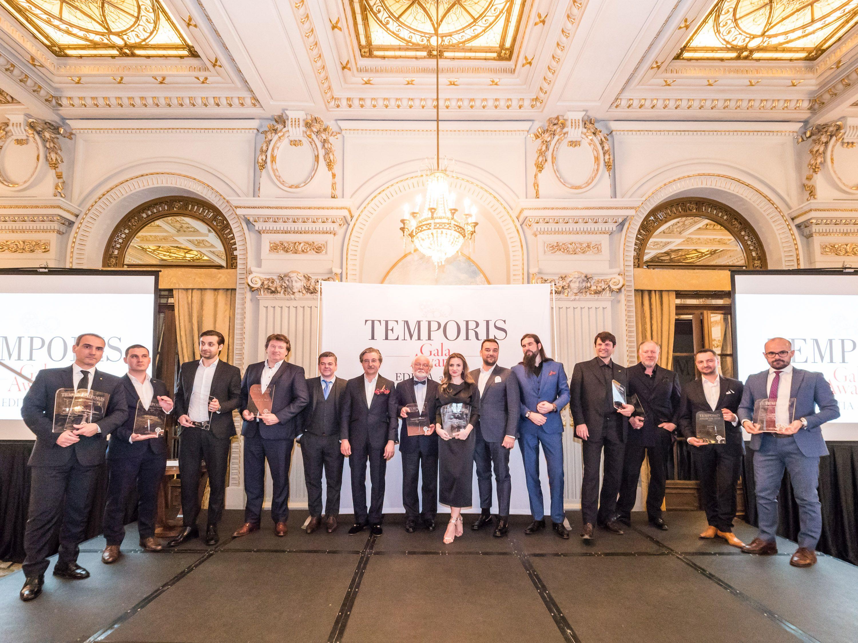 Învingătorii Galei Temporis Awards 2019