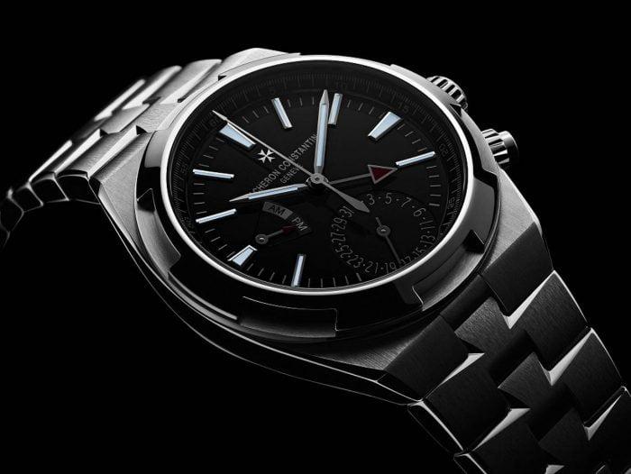 Vacheron Constantin Overseas Dual Time Black