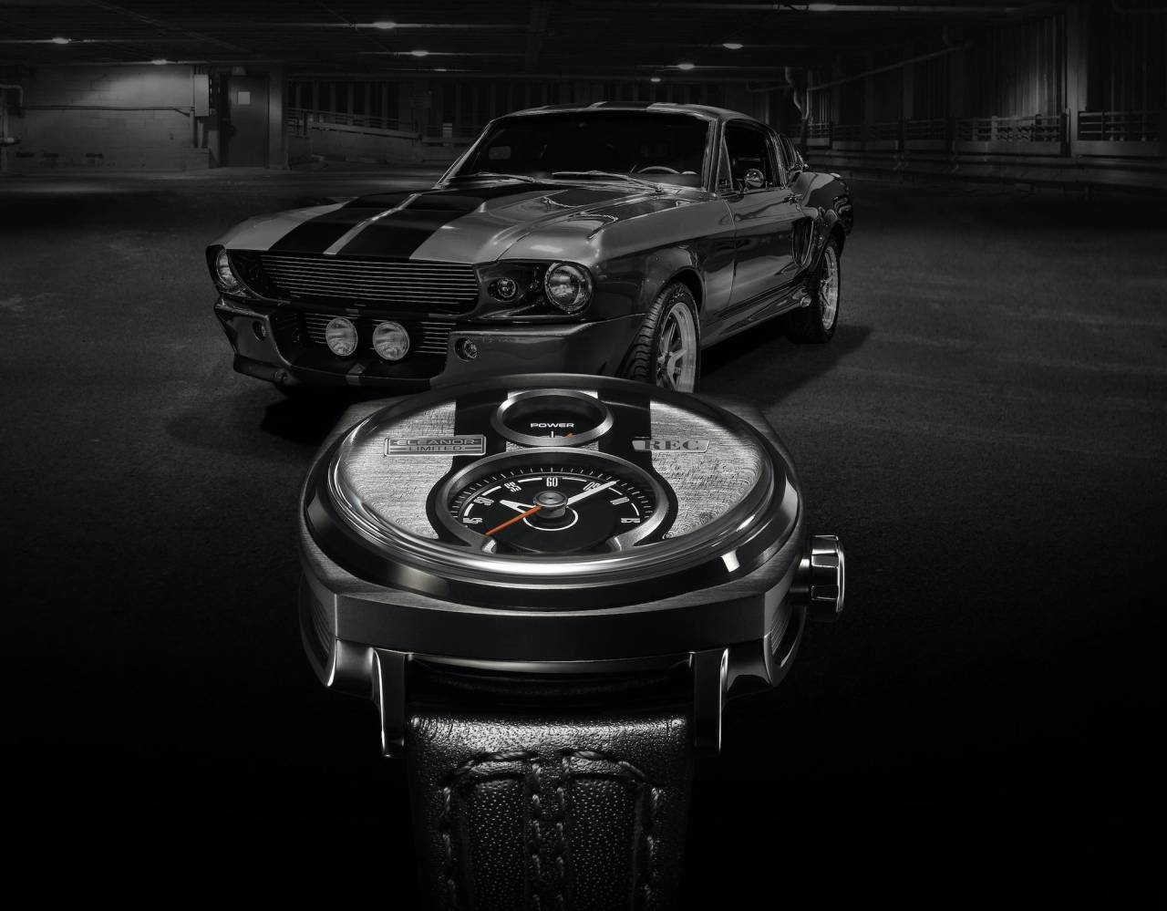 ceas ford mustang