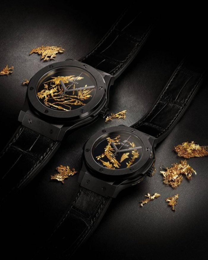 hublot classic fusion gold