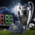 Hublot Classic Fusion Aerofusion Chronograph UEFA