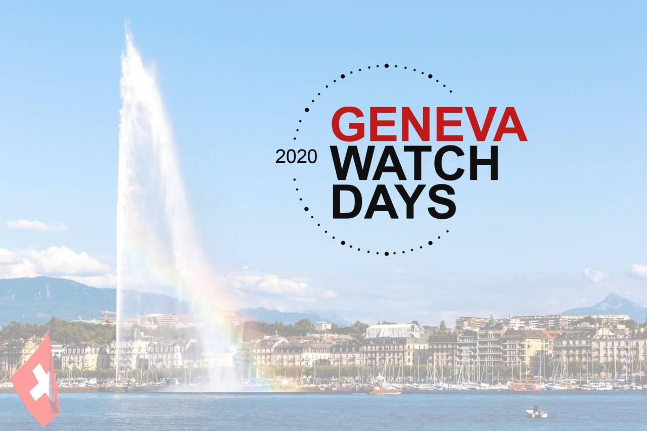Geneva Watch Days a fost reprogramat în perioada 26 – 29 august
