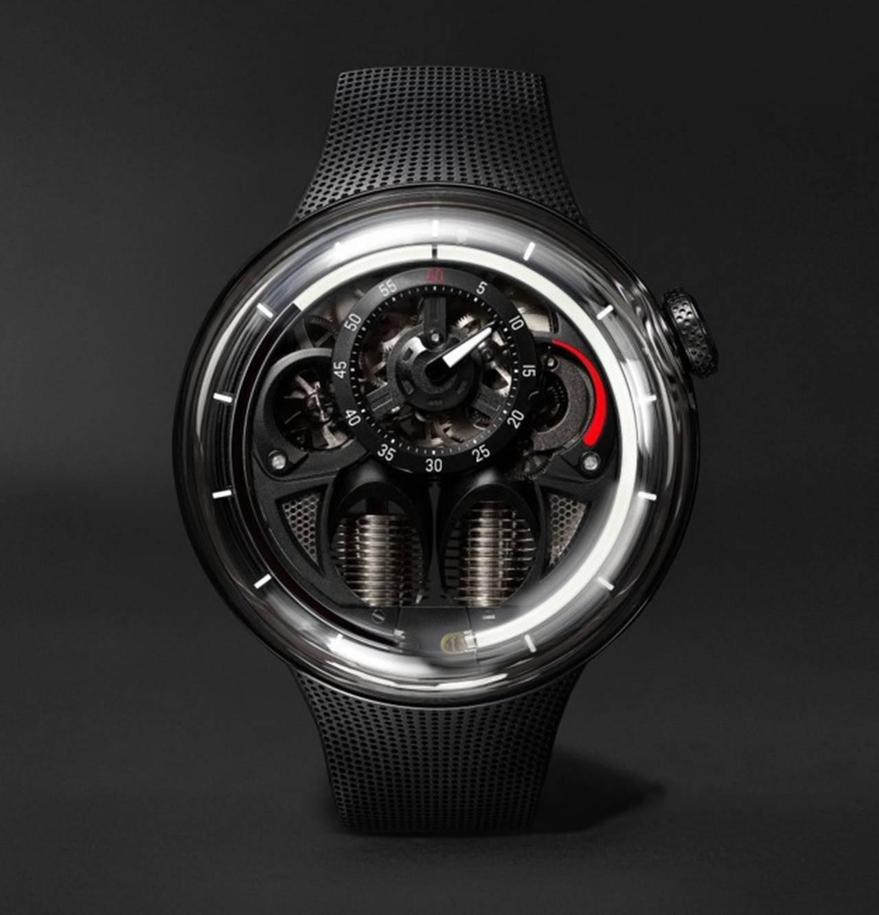 HYT – ceas exclusiv pentru Mr Porter