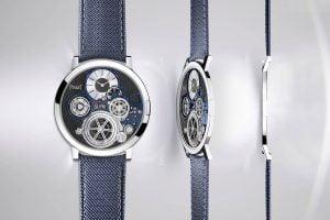 Piaget Altiplano Ultimate Concept Blue