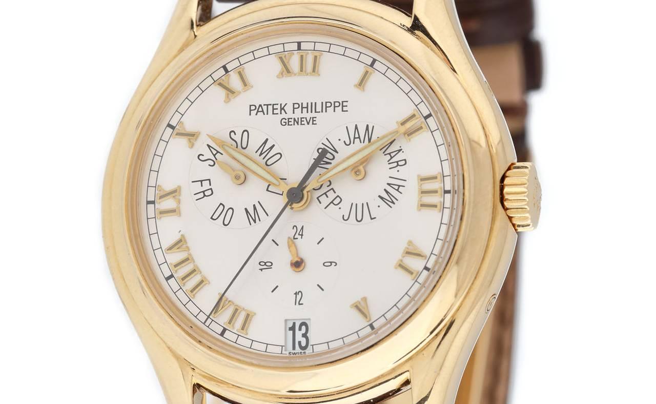 Licitație ceasuri Patek Philippe