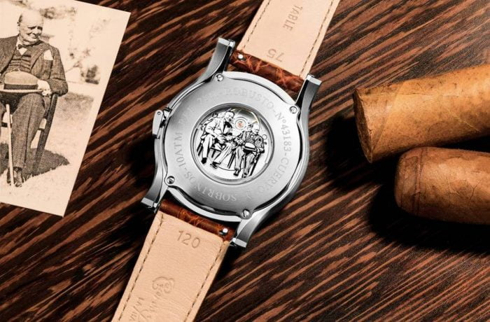 churchill watch