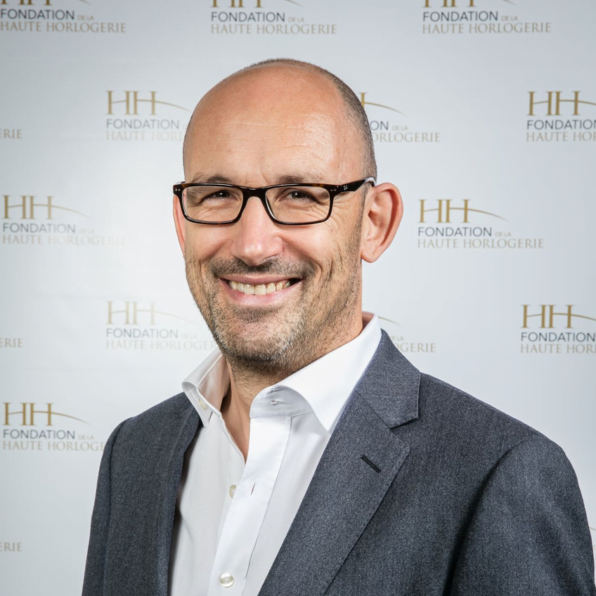Interviu exclusiv cu Pascal O. Ravessoud –  Director of External Affairs FHH & Watchmaking Expert