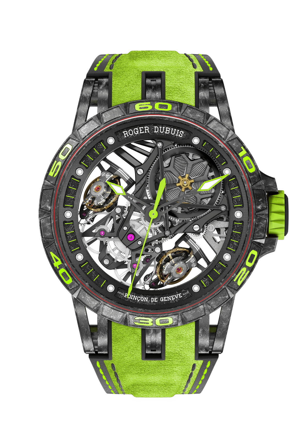 Ceasul de curse Excalibur Essenza SCV12