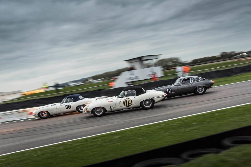 Rolex și Goodwood SpeedWeek au adus un omagiu mașinilor de curse