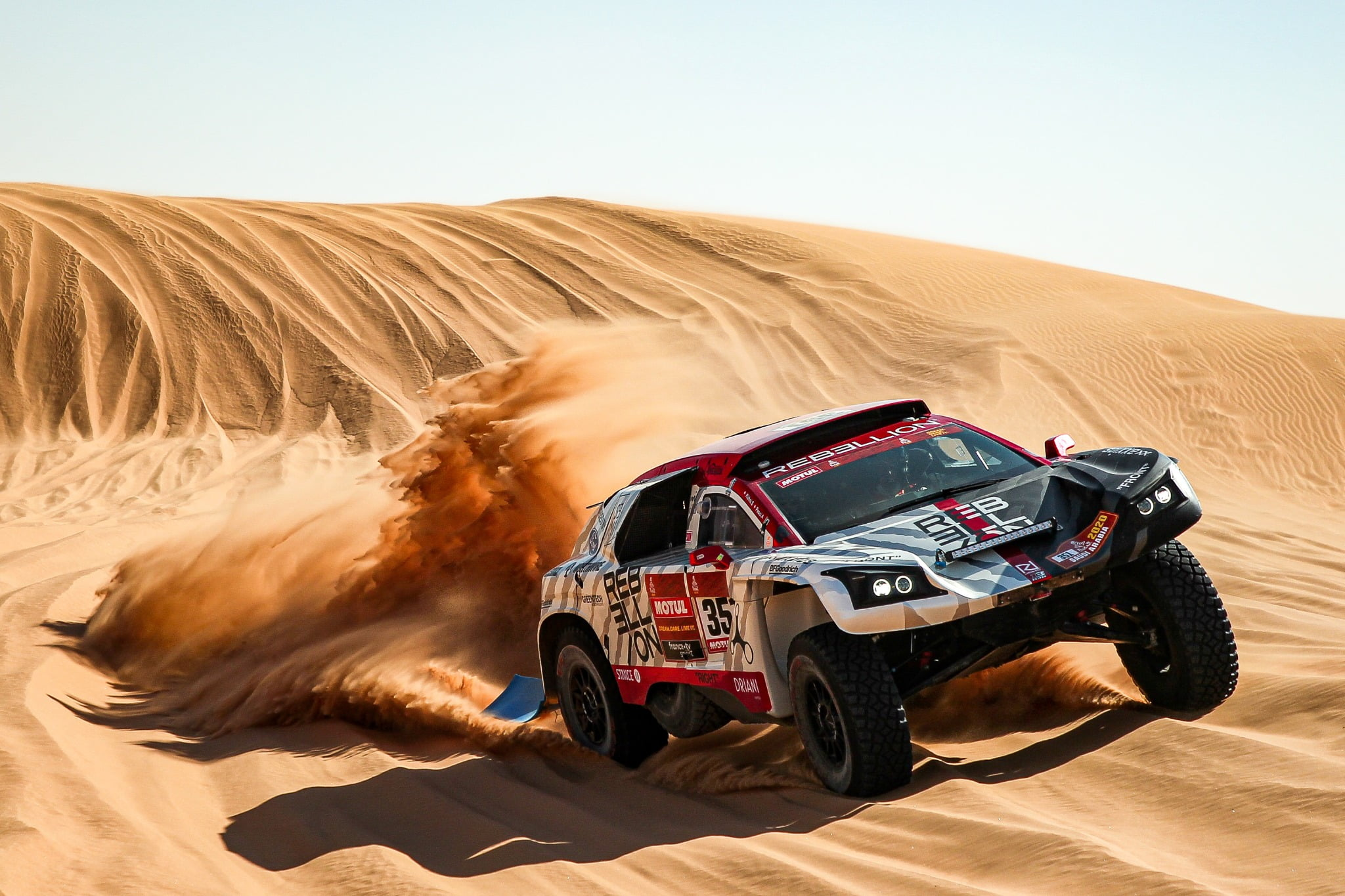 Dakar 2021: Rebellion Racing înapoi pe piste