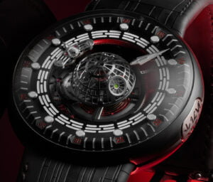 Kross Death Star Tourbillon