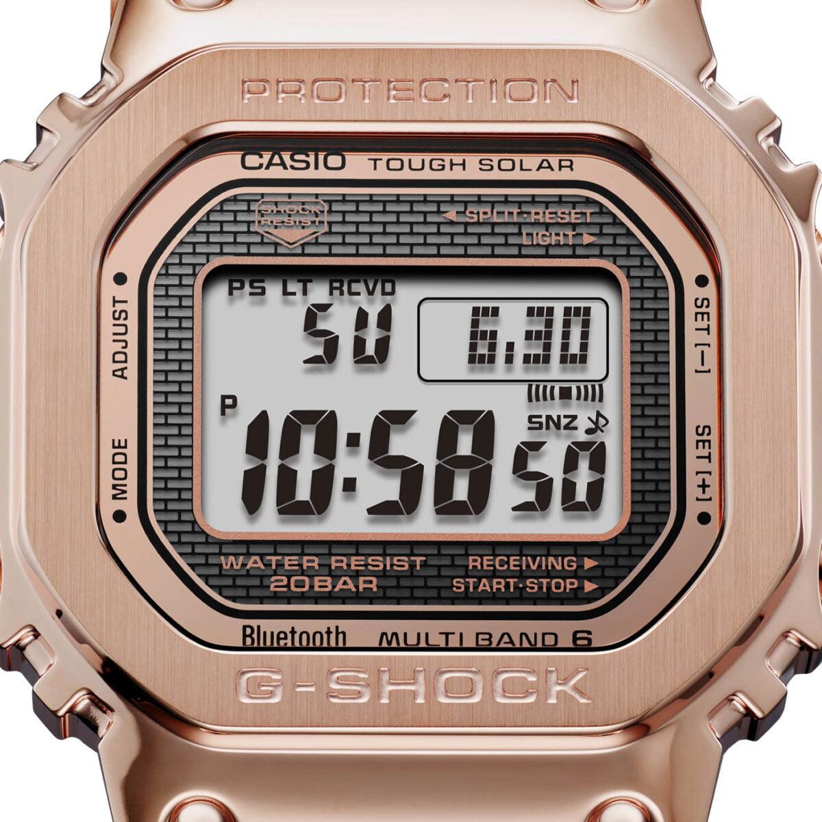 Casio G Shock GMWB5000GD 4