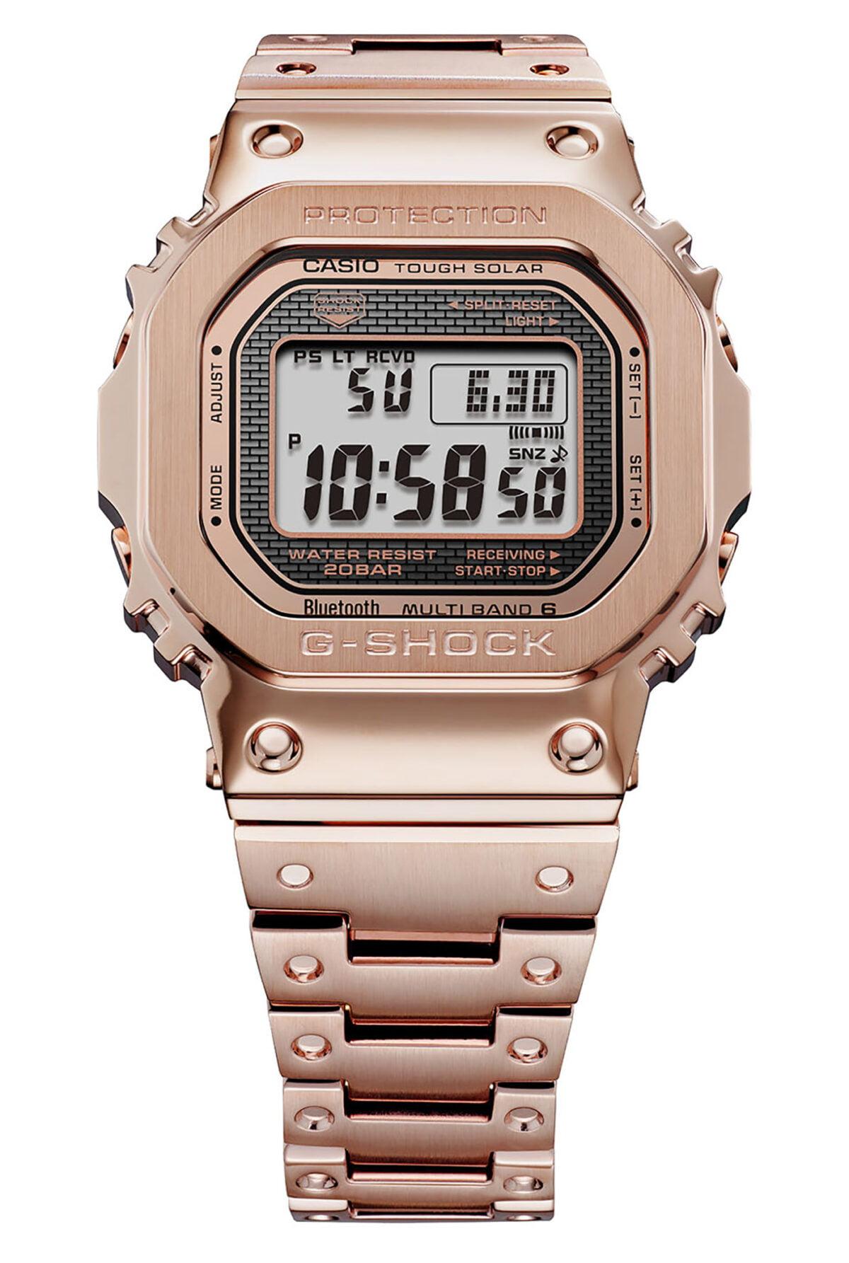 Casio G Shock GMWB5000GD 4 2