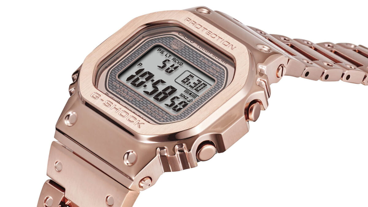 Casio G Shock GMWB5000GD 4