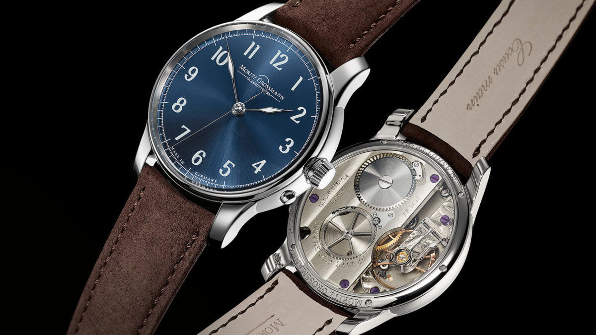 Moritz Grossmann Central Second