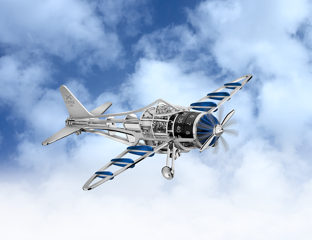L`Epee Time Flies – chiar ar putea zbura!