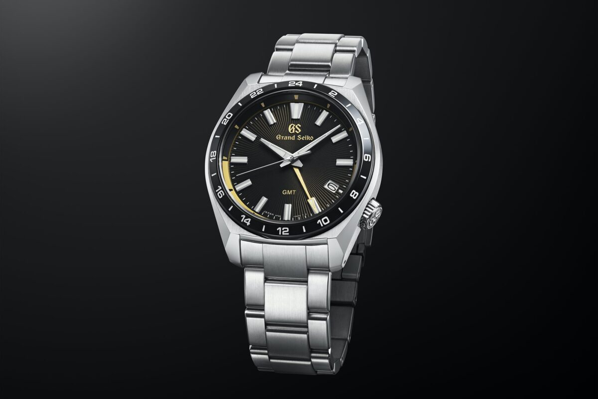 Grand Seiko Quartz GMT 140th Anniversary