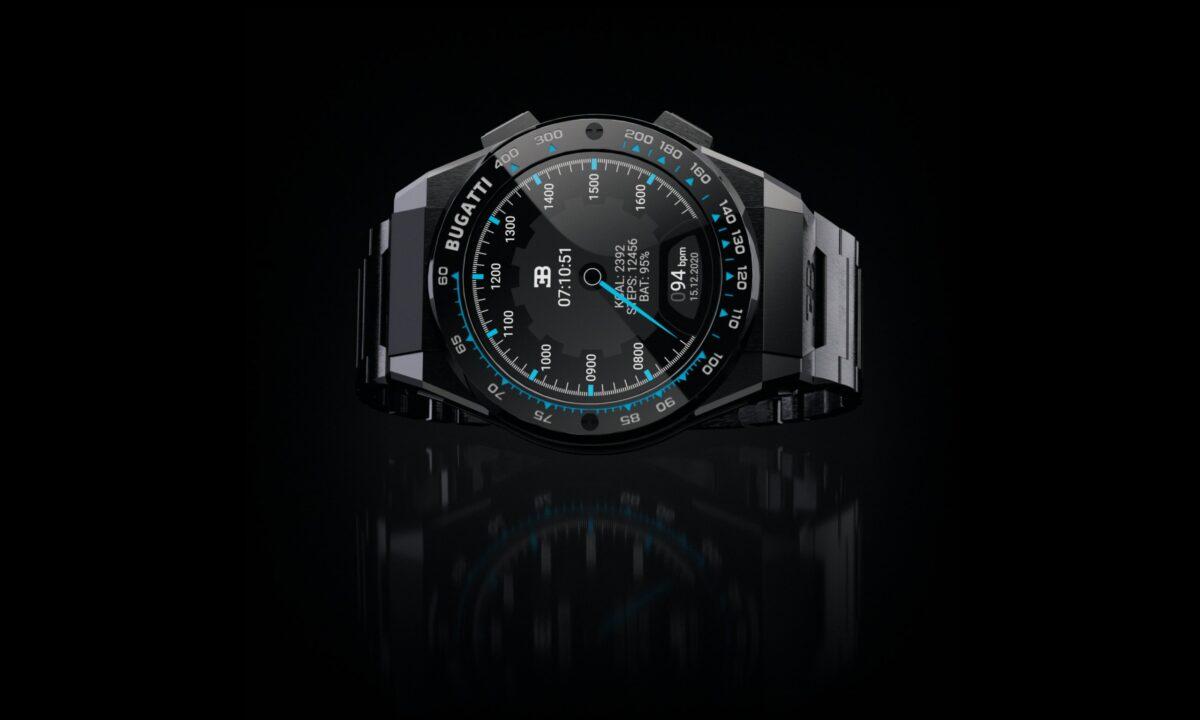 smartwatch bugatti1