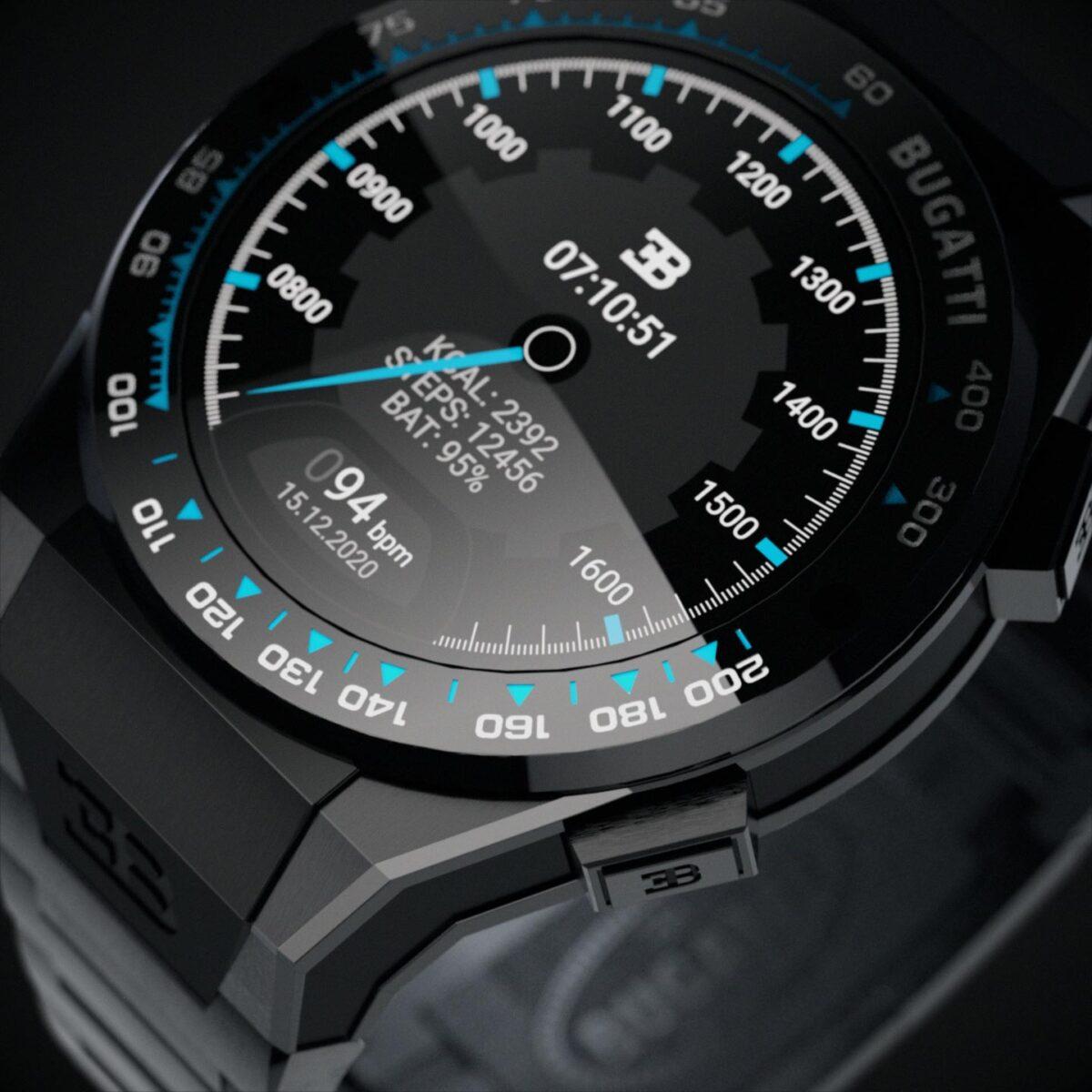 smartwatch bugatti3
