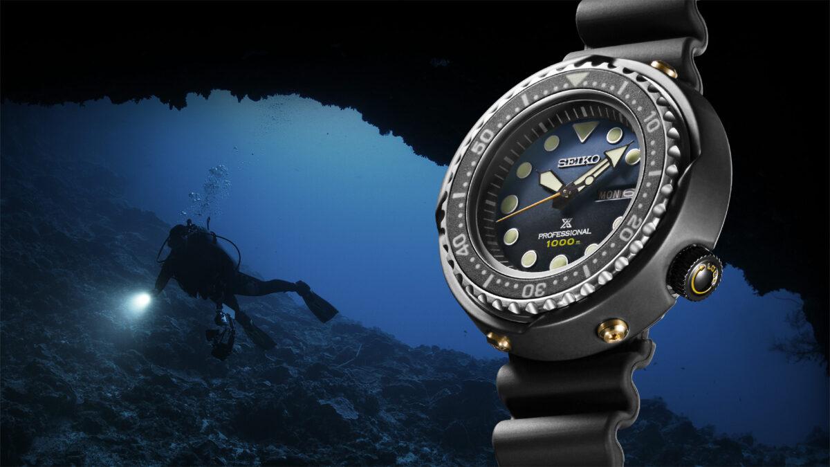 Seiko Prospex 1986 Quartz Diver