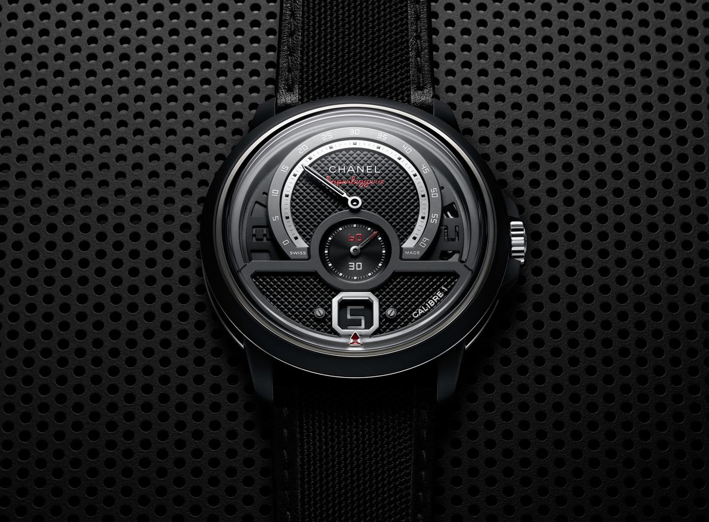 Chanel Monsieur Superleggera – eleganță franțuzească, precizie automotive